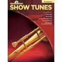 Hal Leonard Instrumental Play-Along: Show Tunes (Trombone)