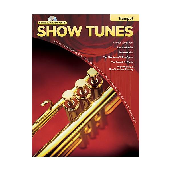 Hal Leonard Instrumental Play-Along: Show Tunes (Trumpet)