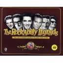 The Rockabilly Legends: They Called It Rockabilly Long Before It Was Called Rock And Roll