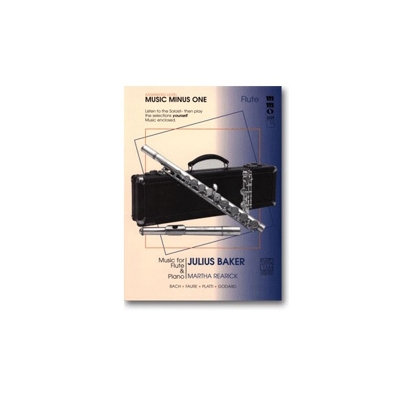 Advanced Flute Solos, vol. IV (Julius Baker)