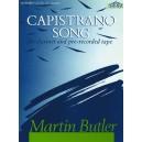 Capistrano Song - Butler, Martin