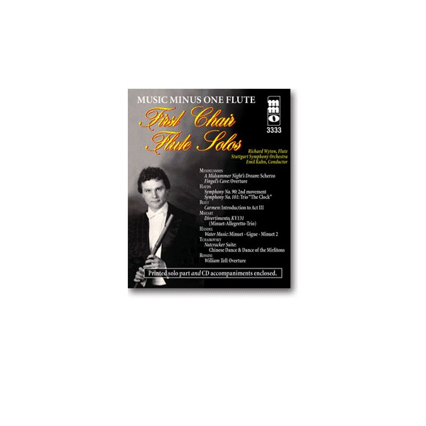 First Chair Solos with Orchestral Accompaniment (New Digitally Remastered 2 CD set)