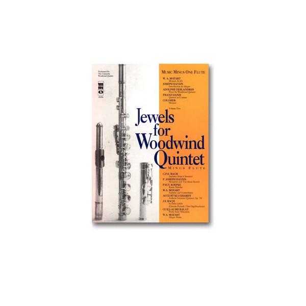 Woodwind Quintets, vol. II: Jewels for Woodwind Quintet