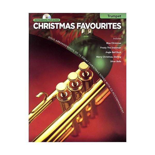 Instrumental Play-Along: Christmas Favourites (Trumpet)