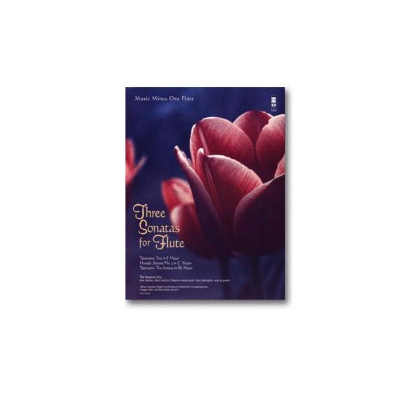TELEMANN Trio in F major: B-flat major: HANDEL Sonata No. 3 in C major