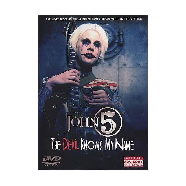 John 5: The Devil Knows My Name (DVD)