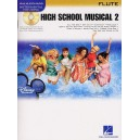 Hal Leonard Instrumental Play-Along: High School Musical 2 (Flute)