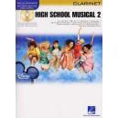 Hal Leonard Instrumental Play-Along: High School Musical 2 (Clarinet)