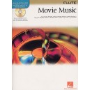 Hal Leonard Instrumental Play-Along: Movie Music (Flute)