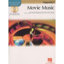 Hal Leonard Instrumental Play-Along: Movie Music (Trumpet)