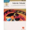 Hal Leonard Instrumental Play-Along: Movie Music (Cello)