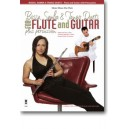 Bossa, Samba and Tango Dues for Flute & Guitar Plus Percussion - Music Minus One