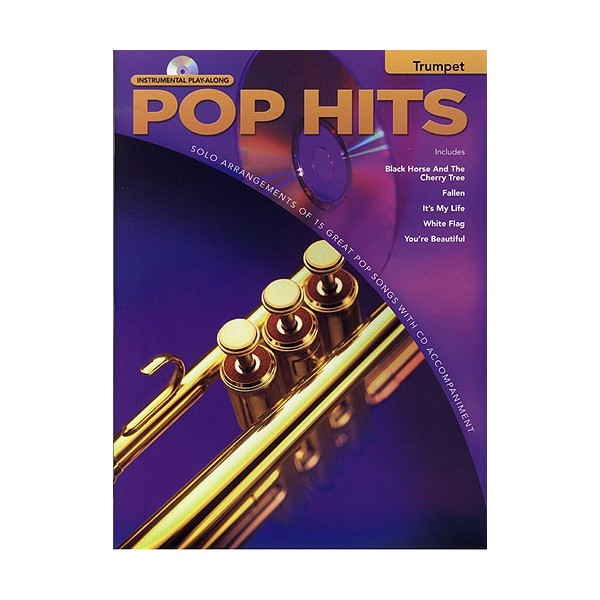 Instrumental Play-Along: Pop Hits - Trumpet