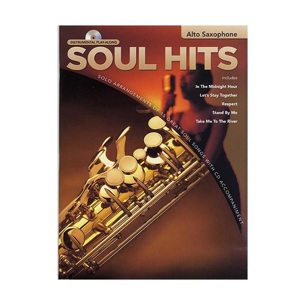 Instrumental Play-Along: Soul Hits (Alto Saxophone)