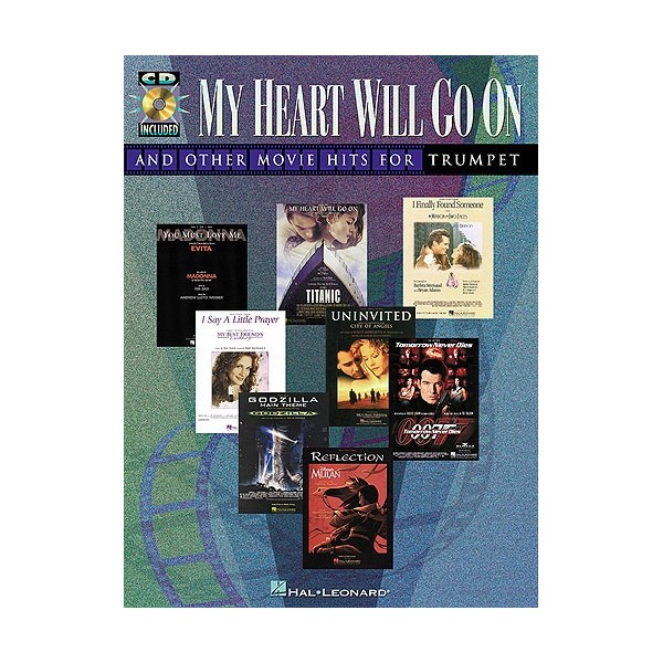 My Heart Will Go On and Other Movie Hits (Trumpet)