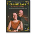 Classic Rags for Flute and Piano - Music Minus One