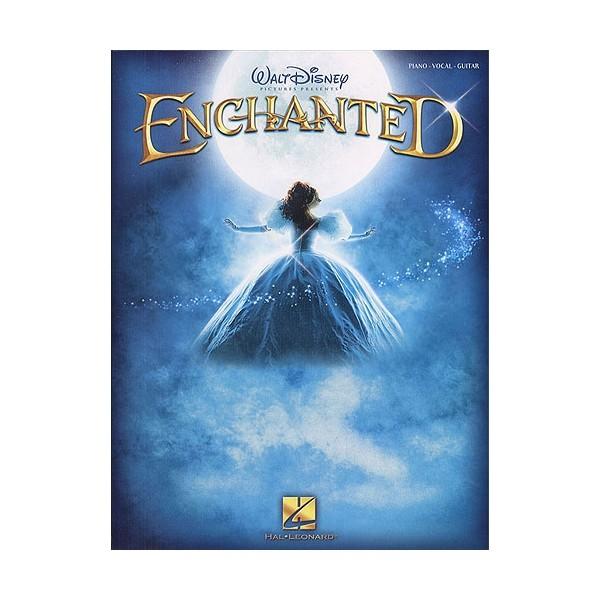 Disneys Enchanted: PVG Songbook