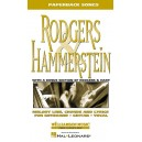 Paperback Songs: Rodgers & Hammerstein