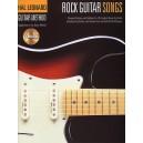 Hal Leonard Guitar Method: Rock Guitar Songs