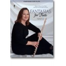 Fantasias For Flute: Classics With Piano - Music Minus One - Play-a-long Edition