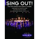 Sing Out! 5 Pop Songs For Todays Choirs - Book 2 - De-Lisser, Mark (Arranger)