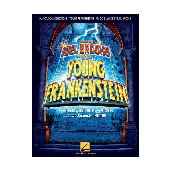 Mel Brooks: Young Frankenstein - Piano/Vocal Selections