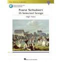 Schubert, Franz - 15 Selected Songs - High Voice