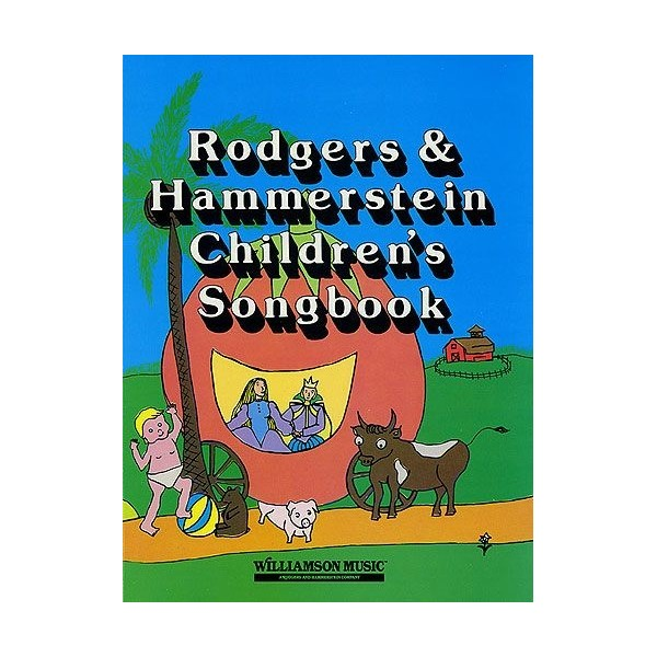 Rodgers and Hammerstein Childrens Songbook - Softbound