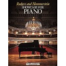 Rodgers & Hammerstein Showcase For Piano