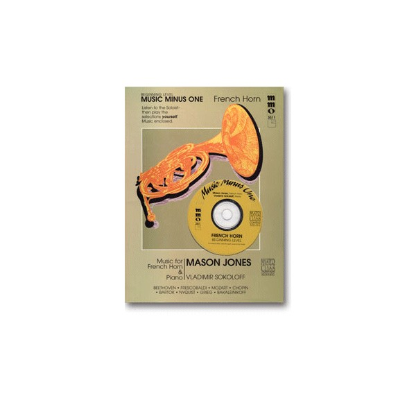 Beginning French Horn Solos, vol. I (Mason Jones)