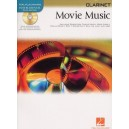 Hal Leonard Instrumental Play-Along: Movie Music (Clarinet)