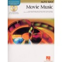Hal Leonard Instrumental Play-Along: Movie Music (Alto Saxophone)