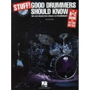 Stuff! Good Drummers Should Know: An A-Z Guide To Getting Better (Book/CD)