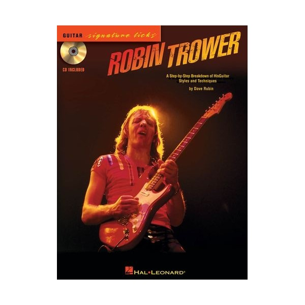 Robin Trower: A Step-By-Step Breakdown Of His Guitar Styles And Techniques