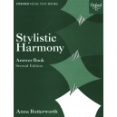 Stylistic Harmony Answer Book - Butterworth, Anna