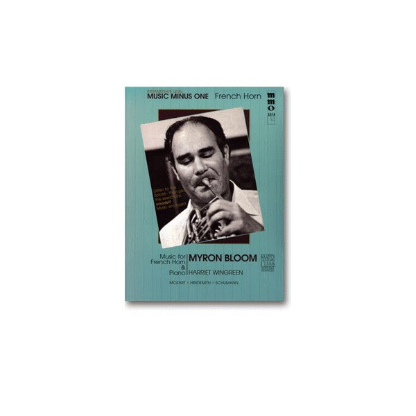 Advanced French Horn Solos, vol. III (Myron Bloom)