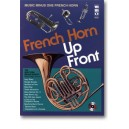 French Horn Up Front Brass Quintets - Music Minus One - Play-a-long Edition