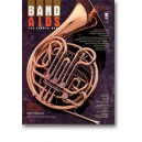 Band Aids for French Horn: Concert Band Favorites with Orchestra - Music Minus One Play-a-long edition