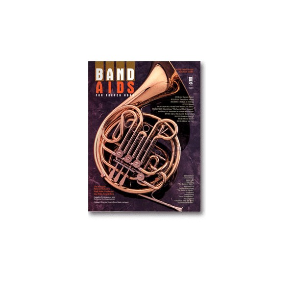 Band Aids for French Horn: Concert Band Favorites with Ohestra