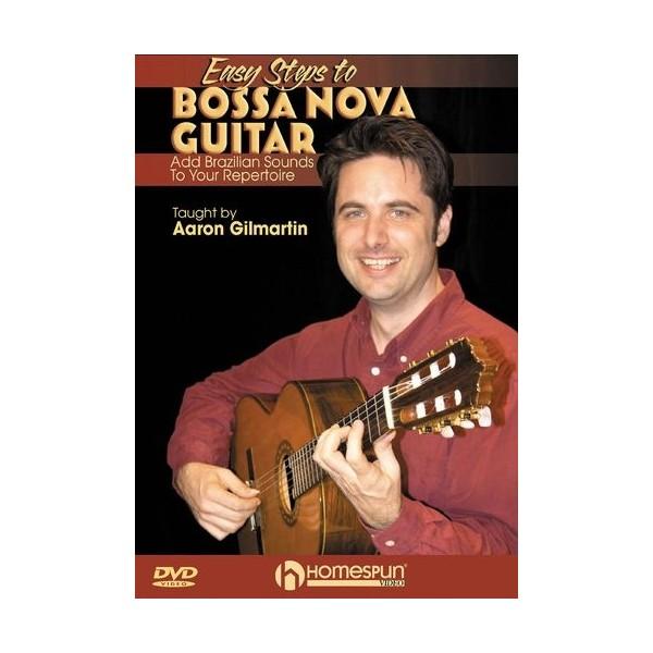 Easy Steps to Bossa Nova Guitar (DVD)