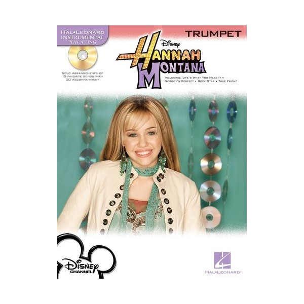 Hal Leonard Instrumental Play-Along: Hannah Montana (Trumpet)