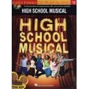 Easy Piano CD Play-Along: High School Musical