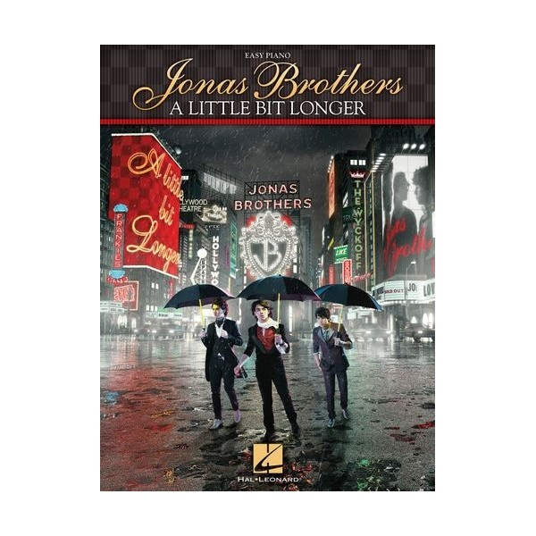 Jonas Brothers: A Little Bit Longer (Easy Piano)