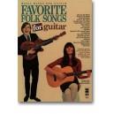 Favorite Folks Songs For Guitar