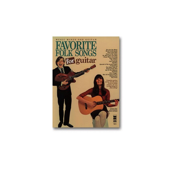 Favorite Folks Songs For Guitar