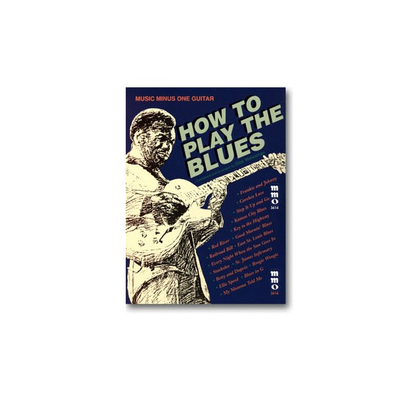 Play The Blues Guitar: A Dick Weissman Method