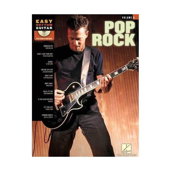 Easy Rhythm Guitar Volume 6: Pop/Rock