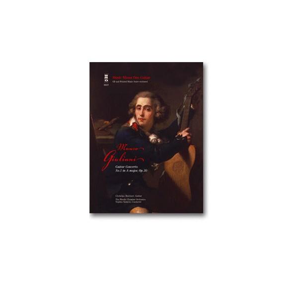 Guitar Concerto No. 1 in A major, op. 30 (2 CD set)