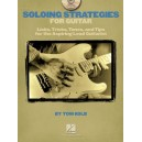 Soloing Strategies For Guitar (Book/CD)