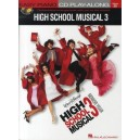 Easy Piano CD Play-Along Volume 25: High School Musical 3 (Book/CD)